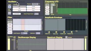 LFO Low Frequency Oscillator Lesson