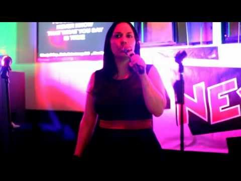 What's On Your Mind (Pure Energy) New Wave Karaoke - 2012-08-20