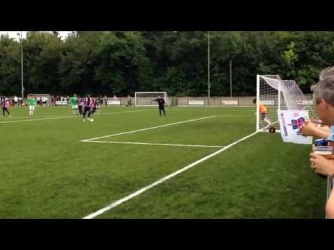 Ashley Robinson Penalty Miss vs. Whyteleafe