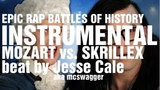 Mozart vs. Skrillex. Epic Rap Battles of History Season 2 - INSTRUMENTAL