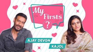 Kajol: I Married My First Crush, Ajay Devgn | Tanhaji | My Firsts