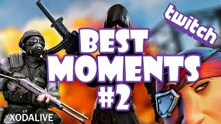 Best Twitch Moments! #2