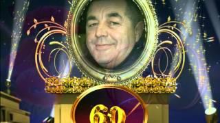 видео Подарки к 60-летнему юбилею мужа