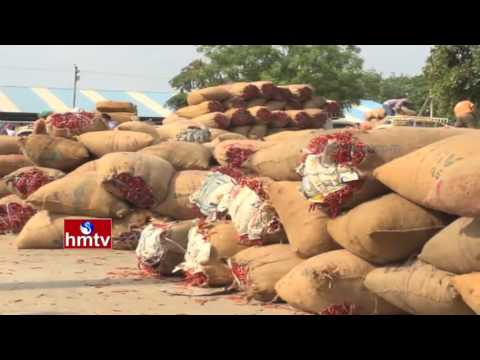 Special Story On Guntur Red Chilli Farming and Rice Planting Machine | Nela Talli | HMTV