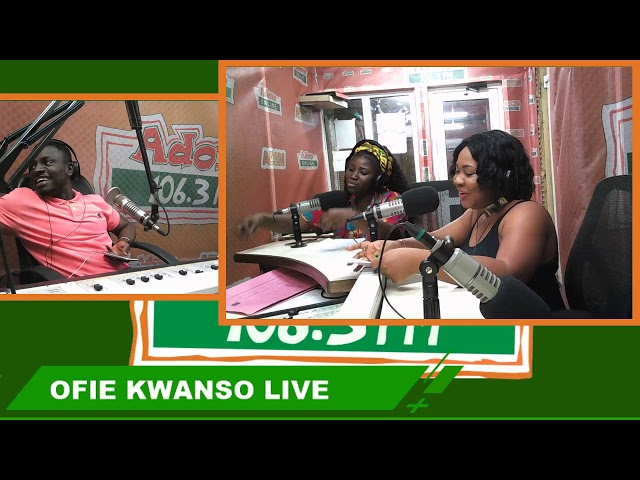 Showbiz Filla on Adom FM (17-8-18)