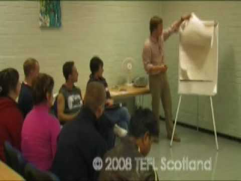 Online TEFL courses Unit 8 - video 5