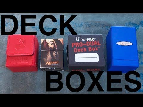 Koth Dual Deck Box UP82926 Ultra Pro Magic Duel Deck Box Venser vs