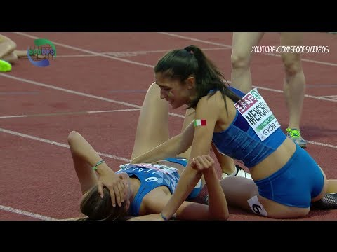 European Youth Championships | Gyor 2018 | Running | Javelin Throw | ᴴᴰ