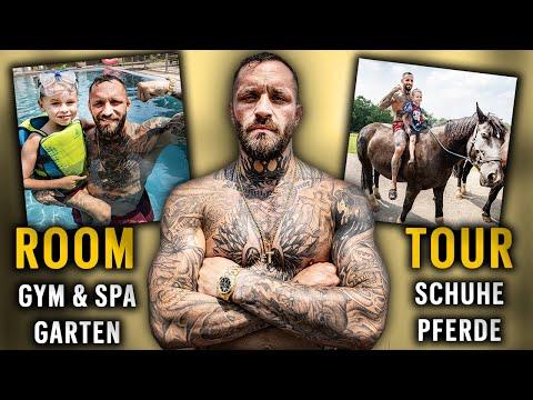 Unsere $.$$$.$$$ Villa - so lebt ein MMA Kämpfer in Deutschland