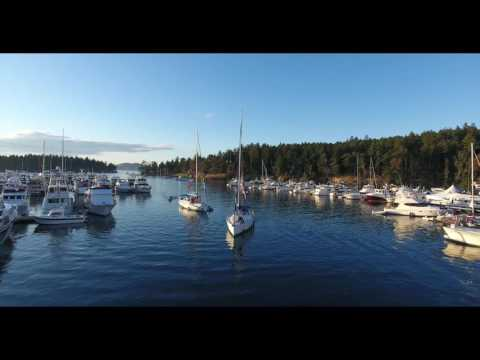 San Juan Islands Sailing 2016 - The BucketLust