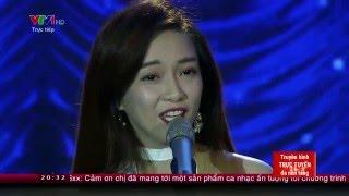 Đinh Hương - Loving You (Live) (Bài Hát Yêu Thích 15/01/2016)