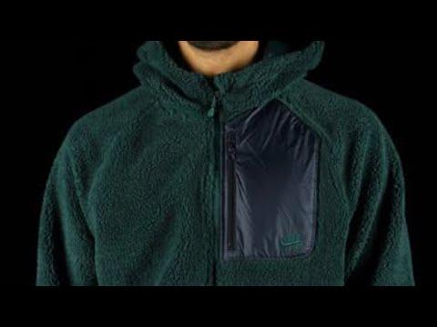 "quality design aliexpress big discount NIKE SB EVERETT ""Fleece Full-Zip Hoodie"""