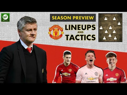 Season Preview: Manchester United 2019/20 | Lineups & Tactics | Episode 1