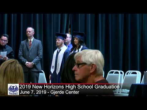 2019 New Horizons High School Graduation