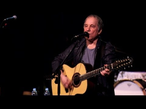 Paul Simon Performing 'The Obvious Child'