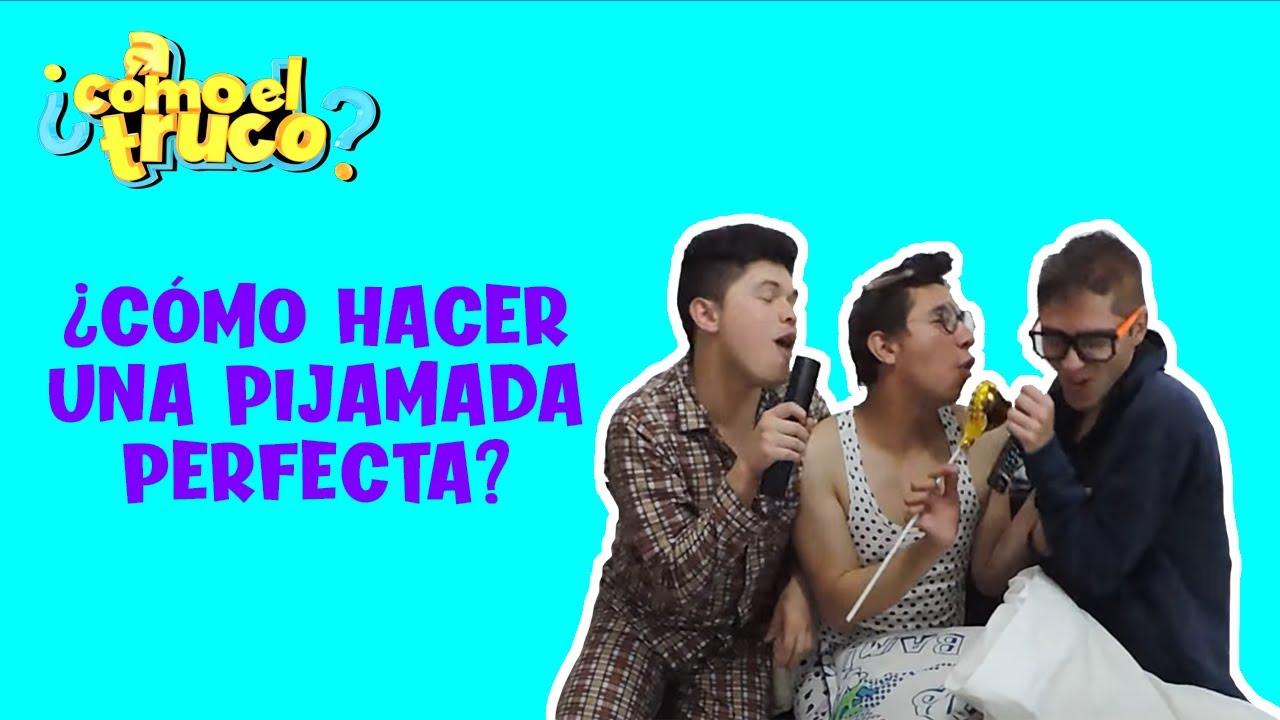 ff5bb2cdb2 Cómo Hacer Una Pijamada Perfecta  - YouTube