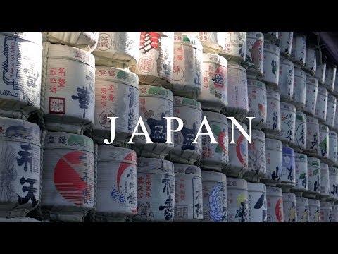 Japan: Osaka & Tokyo | Cinematic Travel Video