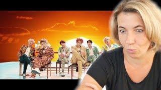 Реакция МАМЫ на BTS (방탄소년단) 'IDOL' Official MV | BTS | Реакция на BTS IDOL | BTS IDOL Official MV