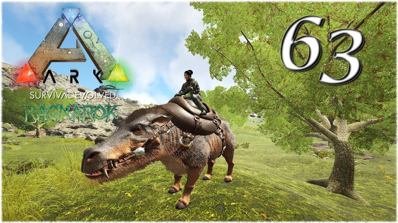 Ark Survival Evolved Ragnarok Ep 63 Daeodon Tame Youtube Because looks like pretty much impossible now, because the food decays much more faster than raw meat can provide them, so they are starving all. ark survival evolved ragnarok ep 63 daeodon tame