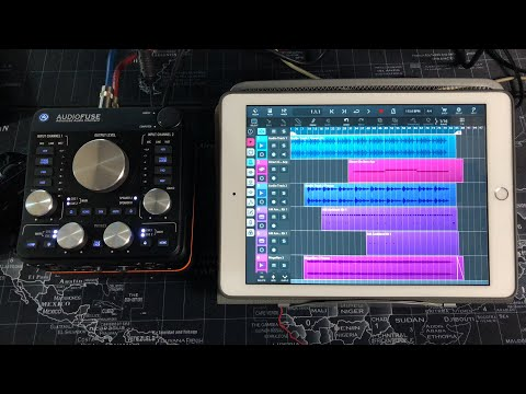 How To Record External Audio Into Cubasis 2 & 3 - Beginner Friendly Tutorial - iPad Live