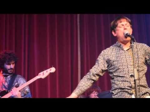 Tom Hingley & the Kar-Pets - Two Worlds Collide - 2016