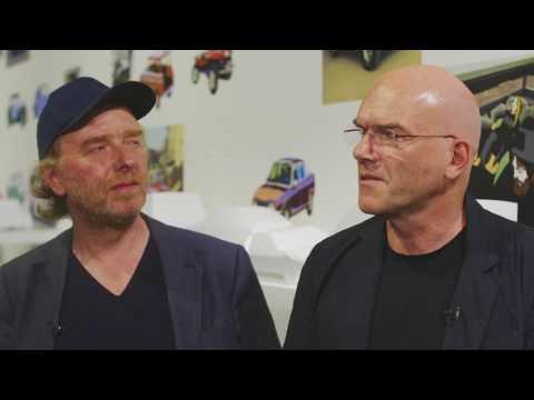 Erik et Harald Thys : Notre amie l'automobile | Les Soirées Nomades - mai 2017