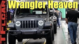 This Is How Every New Jeep Wrangler is Made: Inside The Toledo North JL Factory! thumbnail