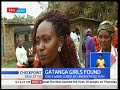 6 school girls that were missing found in Kiganjo