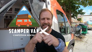 Scamper Van X Walkthrough