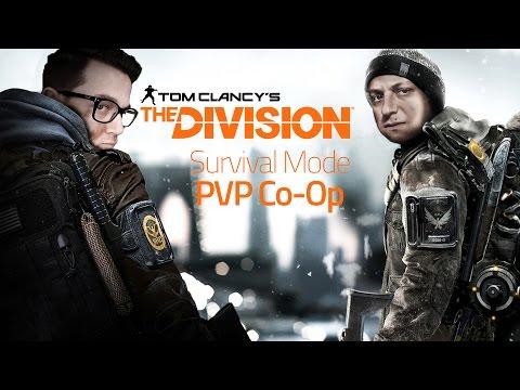 TheVR Live: MICSODA IZGALMAK! | The Division Survival PVP