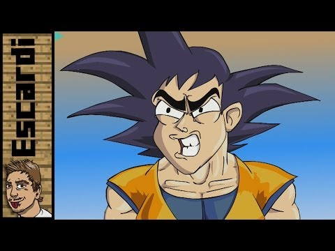 Dragon Ball Z - Animated in 33 different styles [ Spanish Fandub ]