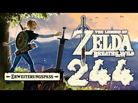 Let's Play Zelda Breath of the Wild [German][Blind][#244] - Knochenarbeit!