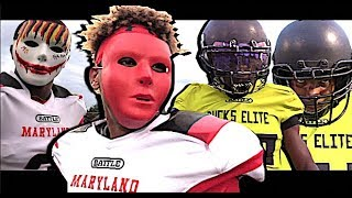 🔥🔥 EPIC Youth Football 14u Match Up | Maryland Heat vs Atlanta Ducks - Overtime Classic