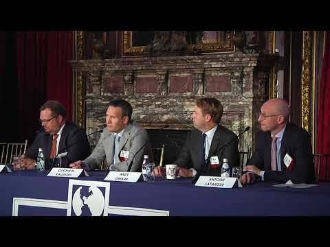 2018 New York Maritime Forum - LNG Sector Panel