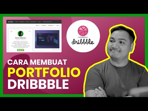 tutorial-membuat-portfolio-di-dribbble