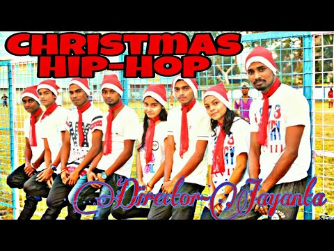Christmas hip hop - dance - jingle bells mix 2018