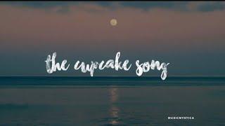 The Cuppycake Song lyrics - lullaby classics (aesthetic lyrics )