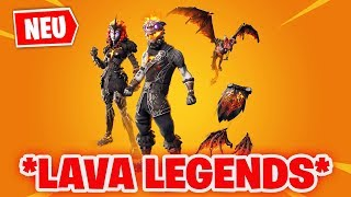 *NEW* SO you get the LAVA LEGENDS PACK! 😱 (this is how it works) | Fortnite Lava Legends Pack
