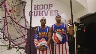 Harlem Globetrotters vs. Shooting Robot