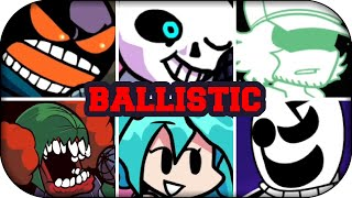 ❚Ballistic But Everyone Sings It ❰Ballistic But Every Turn A Different Cover Is Used❙Vocals By Me❱❚