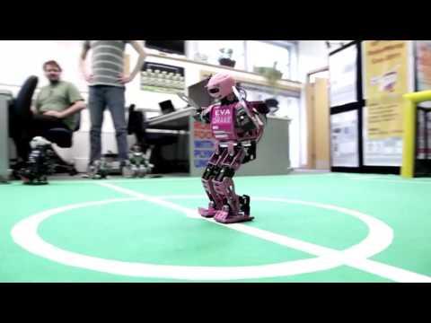 Plymouth University - UK Robotics Week 2016