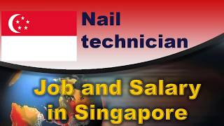 Nail technician Salary in Singapore - Jobs and Salaries in Singapore