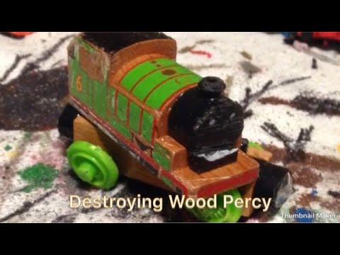 Destroying WOOD Percy (300 Sub Special)