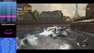 Paris Sewers - 2:09.04  - Hydro Thunder Hurricane   - BlLL THE BUTCHR