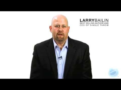 Larry Bailin, CEO of Single Throw - YouTube