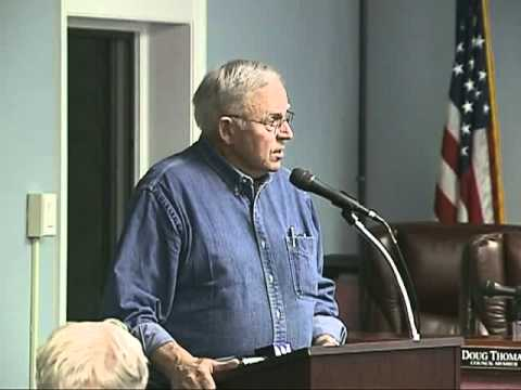 2/23/11, Public Hearing, Isle of Palms, South Carolina