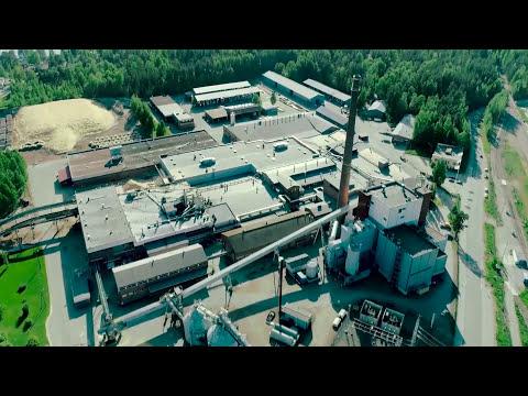 UPM Savonlinna Plywood Mill