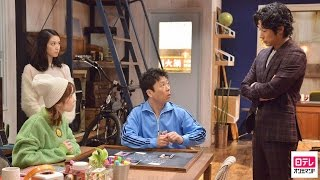 澪(武井咲)は大学で、千川(ディーン・フジオカ)が学生の益子(浅香航大)...