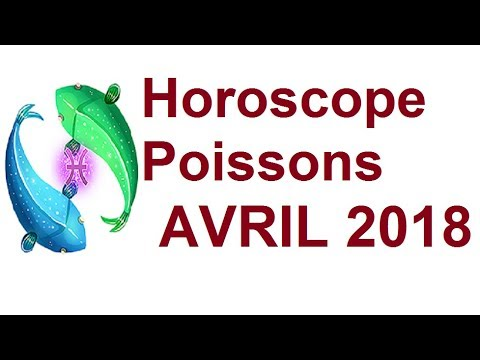 Horoscope poisson 29 janvier 2018
