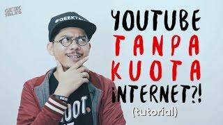 YOUTUBE TANPA KUOTA INTERNET PROVIDER?! - GEEKTALKS #019 (Baca Caption sebelum Bertanya) thumbnail